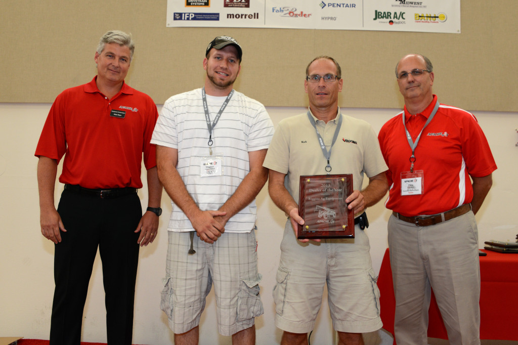 Dealer of the Year - Riggins Ag Equipment