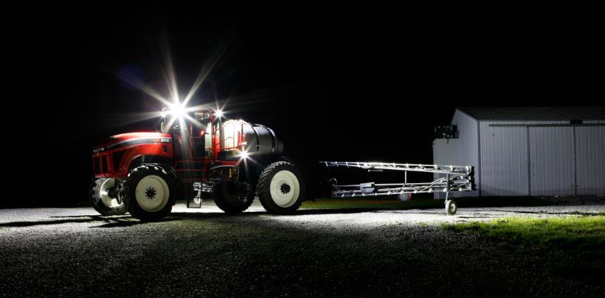 Grote High output LED lighting package Apache Sprayer