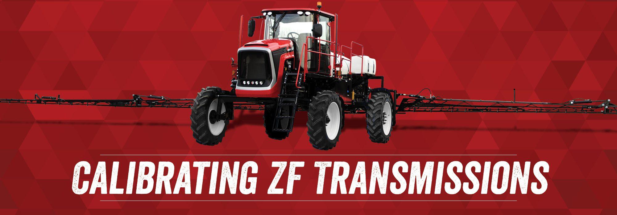 Calibrating ZF Transmissions