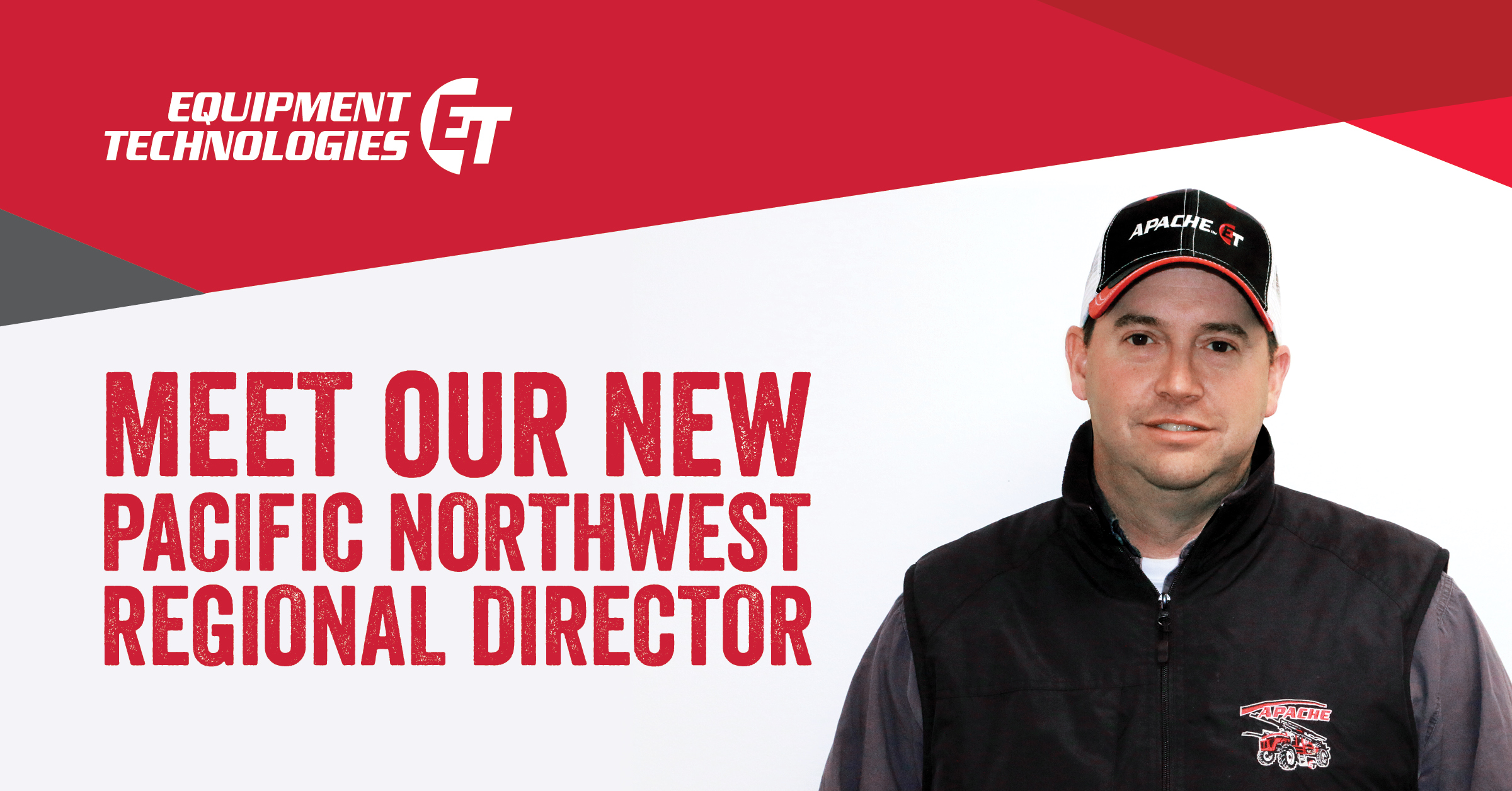 New Regional Director - Cam Sweeney