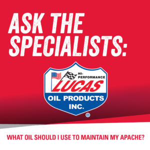 Ask the Specialists image with Lucas Oil