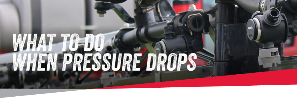 What To Do When Pressure Drops Blog Graphic