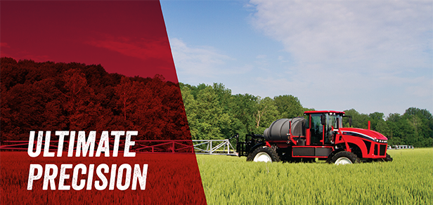 Apache Sprayers precision options header image
