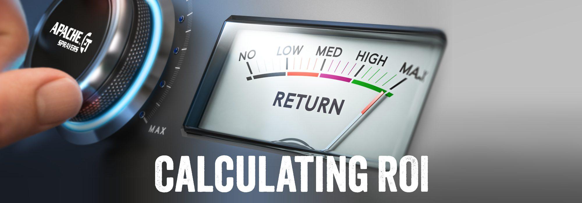 Calculating ROI Header Graphic