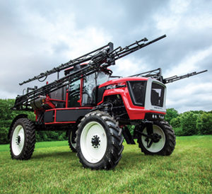 2019 Apache Sprayer