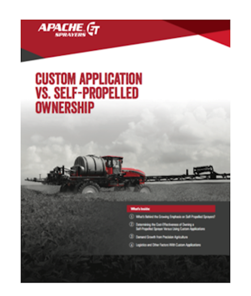 custom-application vs. self-propelled