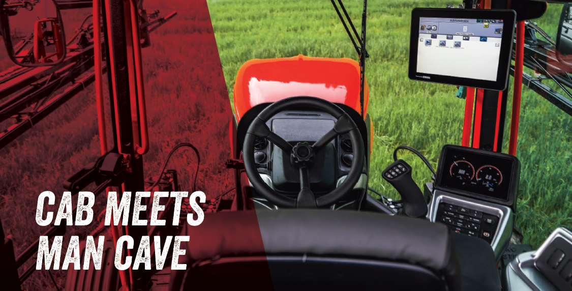 Apache Sprayers State-of-the-Art Cab Header Image