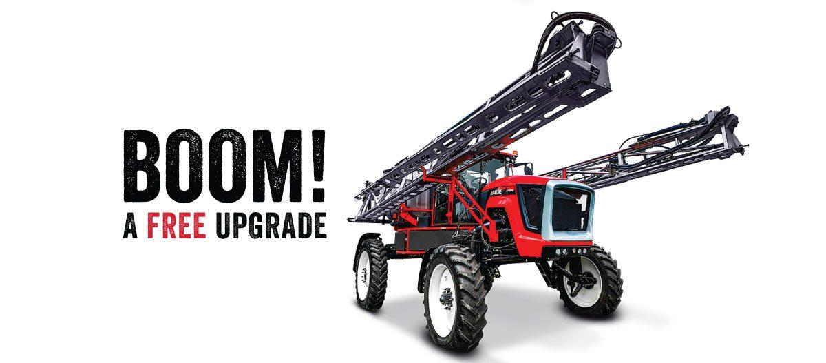 Boom Free Upgrade